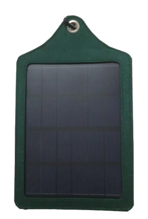 DLC COVERT Solar Panel  w/ built-in Li Ion Bat, Use With All 2014 / 2015 Models, Model # 2779 - PAM Distributing Co