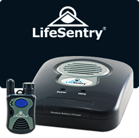 LOGICMARK LIFESENTRY PERSONAL EMERGENCY RESPONSE - PAM Distributing Co - 1