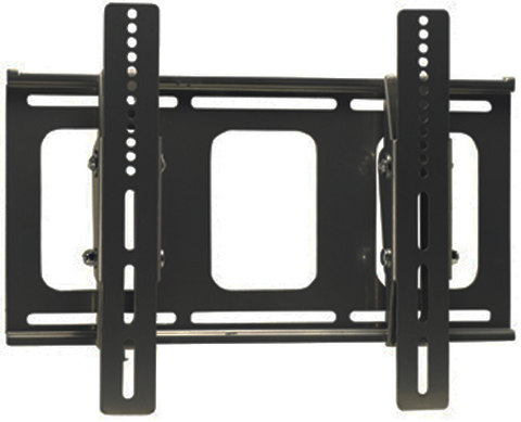 VIDEO MOUNT PRODUCTS LCD-MID-FTB Medium Flat Panel Tilt Mount - PAM Distributing Co