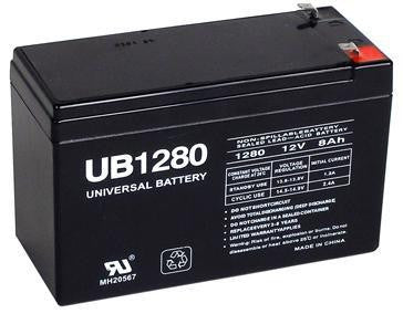 Battery 12 VOLT 8 AMP (F1 Terminals) - PAM Distributing Co
