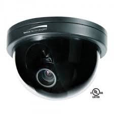 Speco PRO-CVC-6246IHR  DOME 650TVL 2.8-11M 12-24 INTENSIFIER - PAM Distributing Co