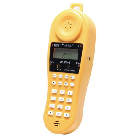 ECLIPSE MT-8006B TELECOM MINI TEST SET - PAM Distributing Co