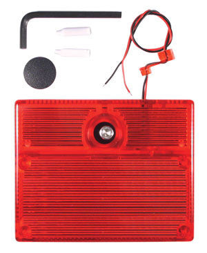 ELK-SL1R STROBE LIGHT- RED - PAM Distributing Co