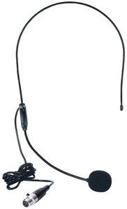 FACTOR HSM-04 Miniature headset microphone - PAM Distributing Co