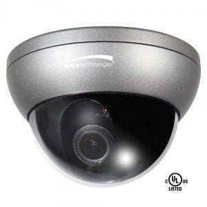 Speco PRO-HT-7246IHR  DOME CAMERA VANDAL RESISTANT 650L 2.8-12MM 12-24V - PAM Distributing Co