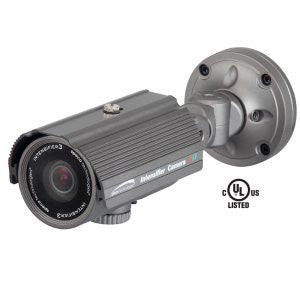 Speco HT-INTB10 BULLET CAMERA 580 9-22MM AI-VF 12-24V - PAM Distributing Co