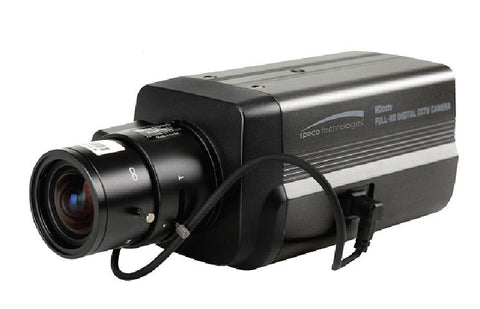 Speco PRO-HDT470  Speco Box camera HD-SDI 1080P Indoor (Lens not Included) - PAM Distributing Co