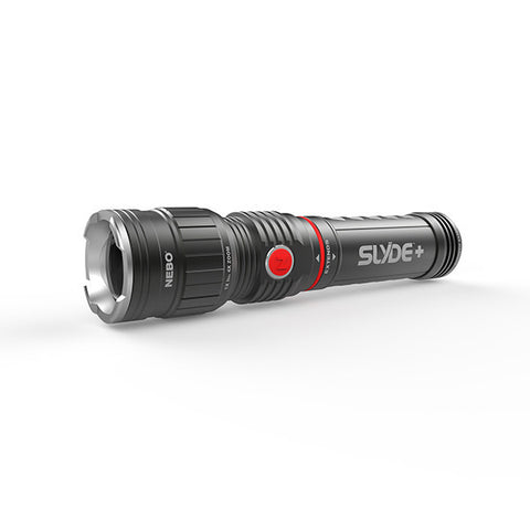 NEBO 6525 SLYDE+ LED Flashlight 300 Lumens / Work Light 200 Lumens