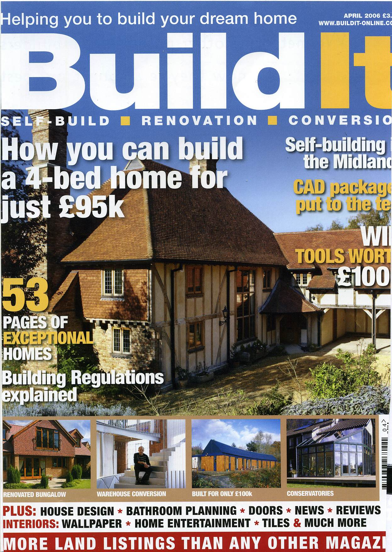MagScapes - Build It Magazine