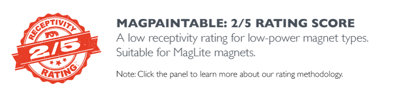 MAGPAINTABLE RECEPTIVITY BOX