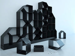 MagScapes - Magnetic shelving units