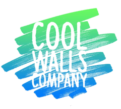 cool walls logo