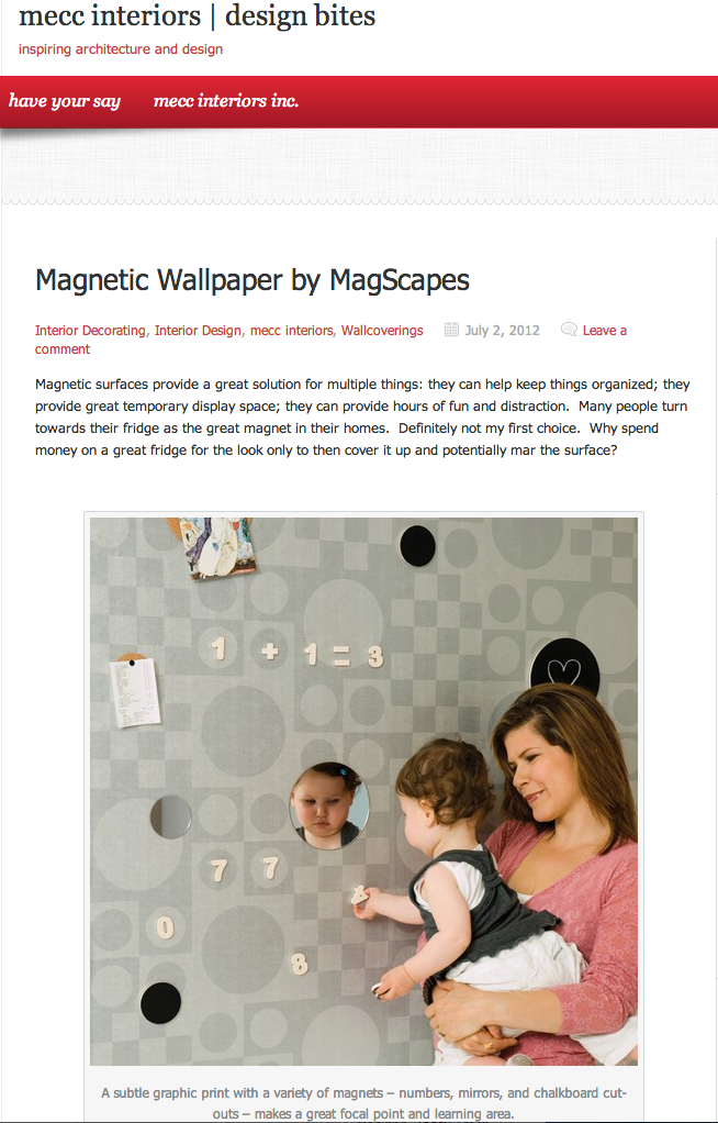 MagScapes - MeCC Interiors
