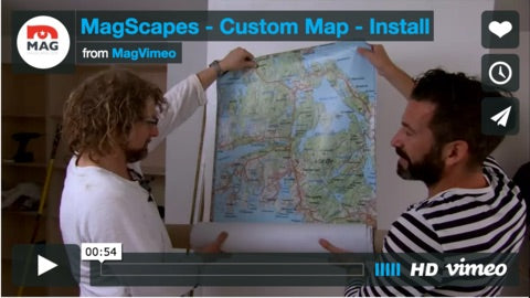 MagScapes Custom Map - Install