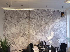 MagPrint™ Wall Maps - Made to Order - MagScapes  - 10