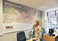 MagPrint™ Wall Maps - Made to Order - MagScapes  - 12