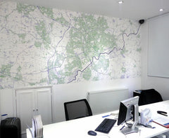 MagPrint™ Wall Maps - Made to Order - MagScapes  - 17