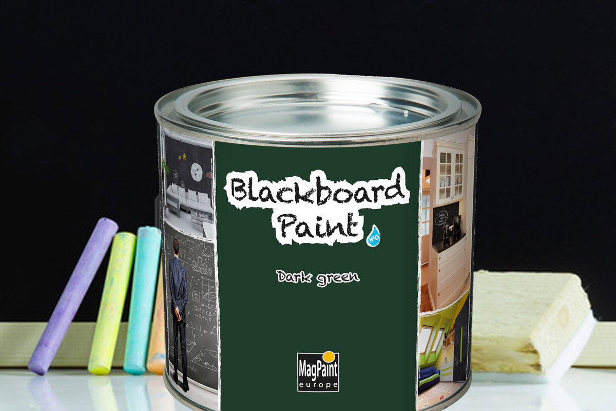 Blackboard Paint Part - 25: MagPaint BlackBoard Paint - 7 Great Colours - MagScapes - 3