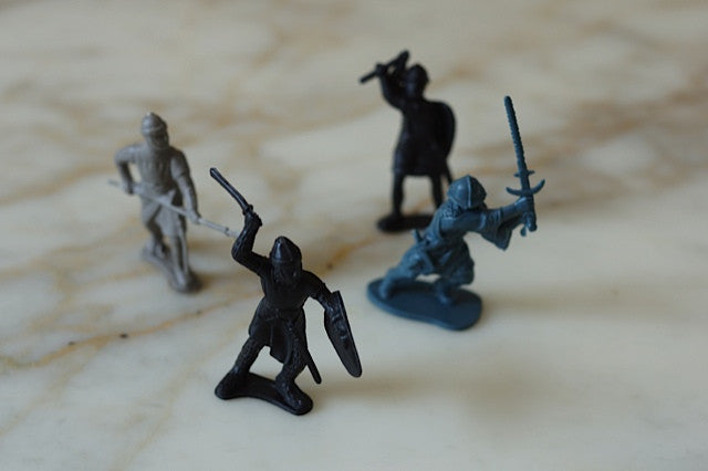 MagPlus™ Hero - Retro action figure magnets - MagScapes  - 3