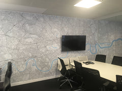 MagPrint™ Wall Maps - Made to Order - Rockwell Properties