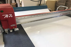 MagWrite Custom Length - cutting process