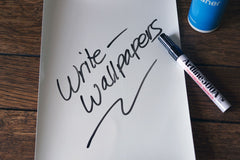 WriteWallpapers - Dry Erase Pen
