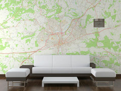 MagPrint™ Wall Maps - Made to Order - MagScapes  - 28