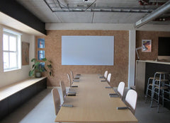 MagWrite™ Matt - Whiteboard Wallcovering in boardroom 2