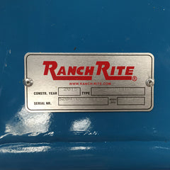 Ranch Rite DM-135 Two Drum Mower 4-1/2 Foot Working Width - FREE SHIPPING!!