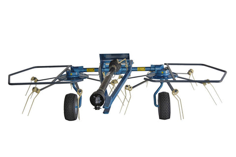 Ranch Rite HT-10<br>Two Rotor Hay Tedder<br>10 Foot Working Width
