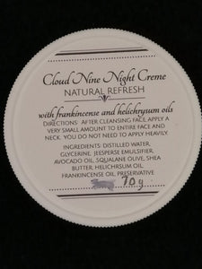 Cloud Nine Night Creme