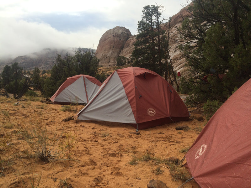 Big Agnes Tents in Utah