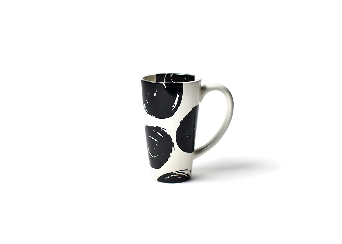 Brushed Dot Mug