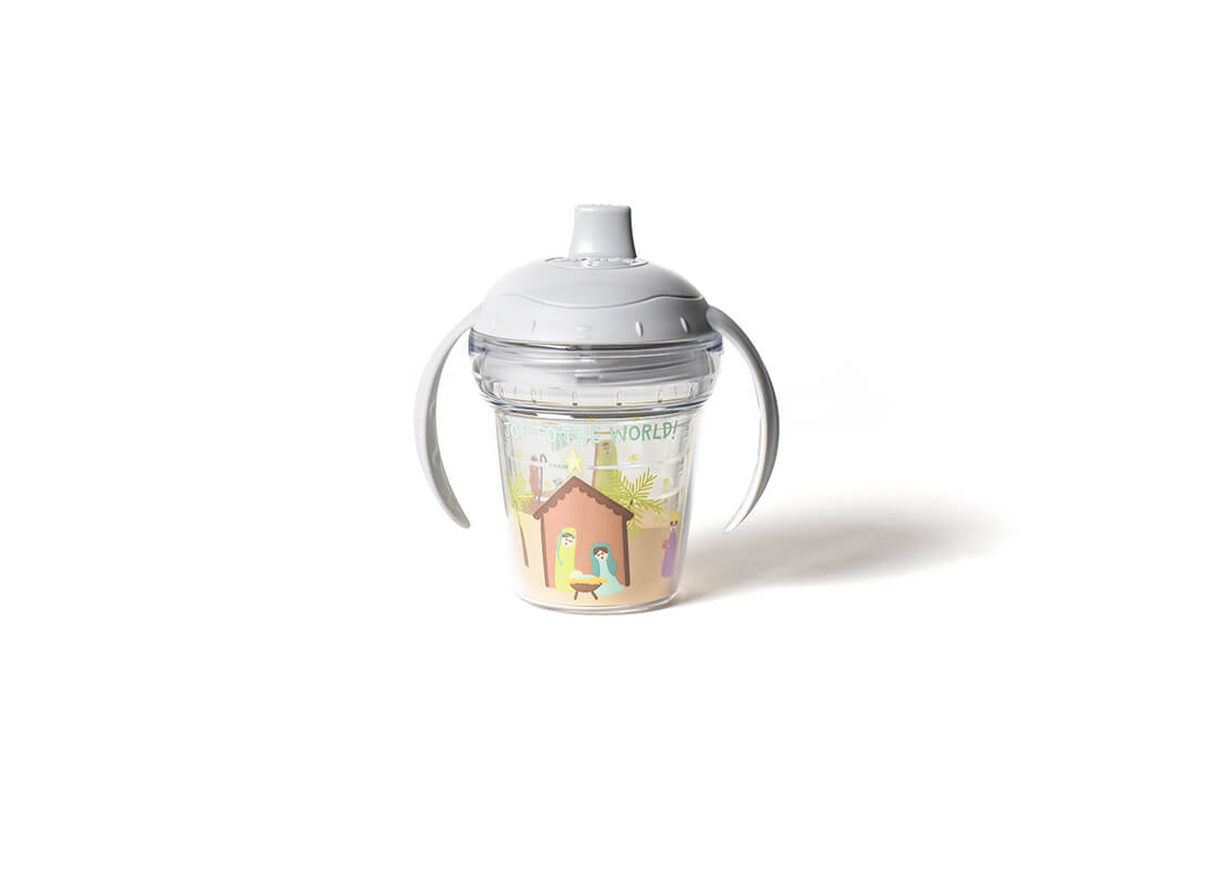 Nativity Tervis Sippy Cup