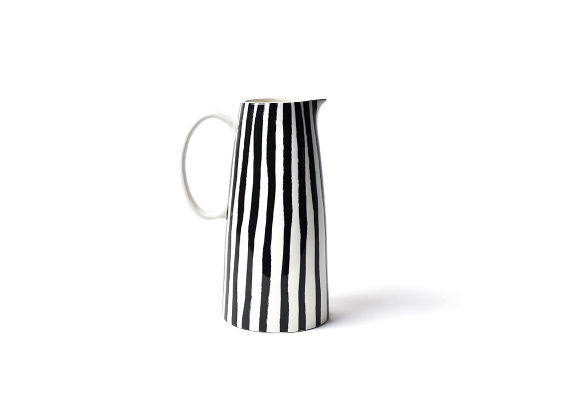 Deco Pedestal Pitcher