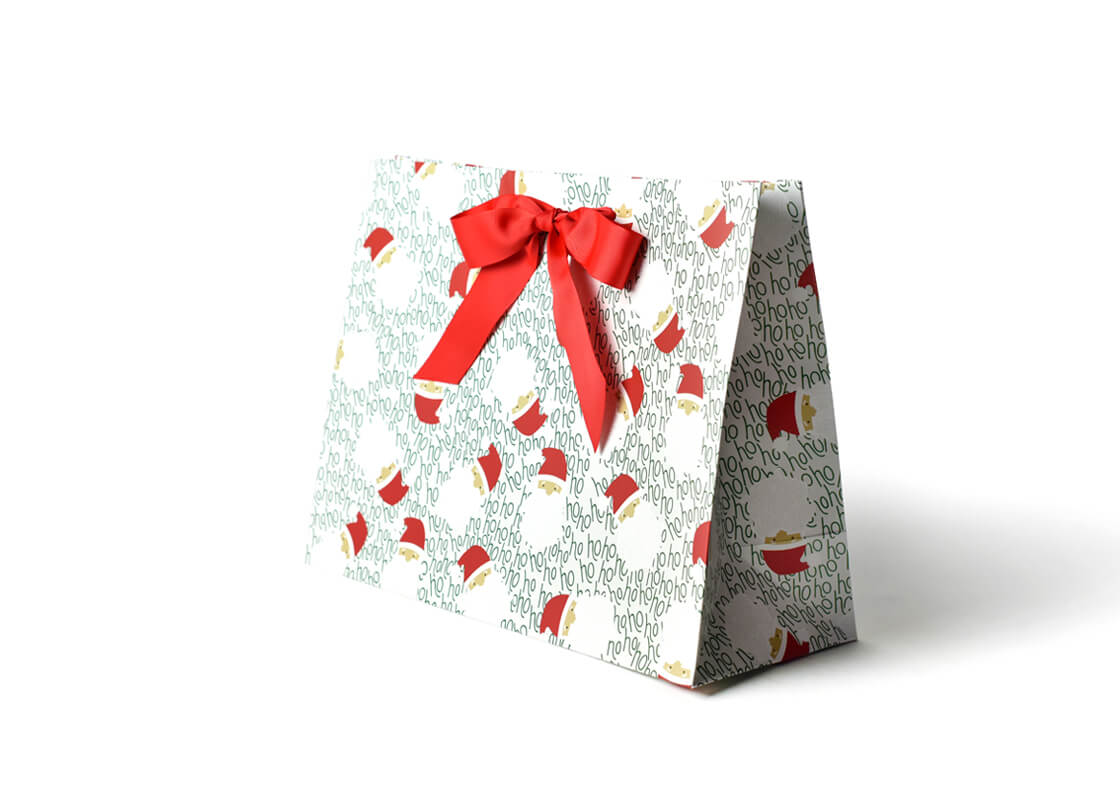 Ho Ho Santa Large Gift Bag