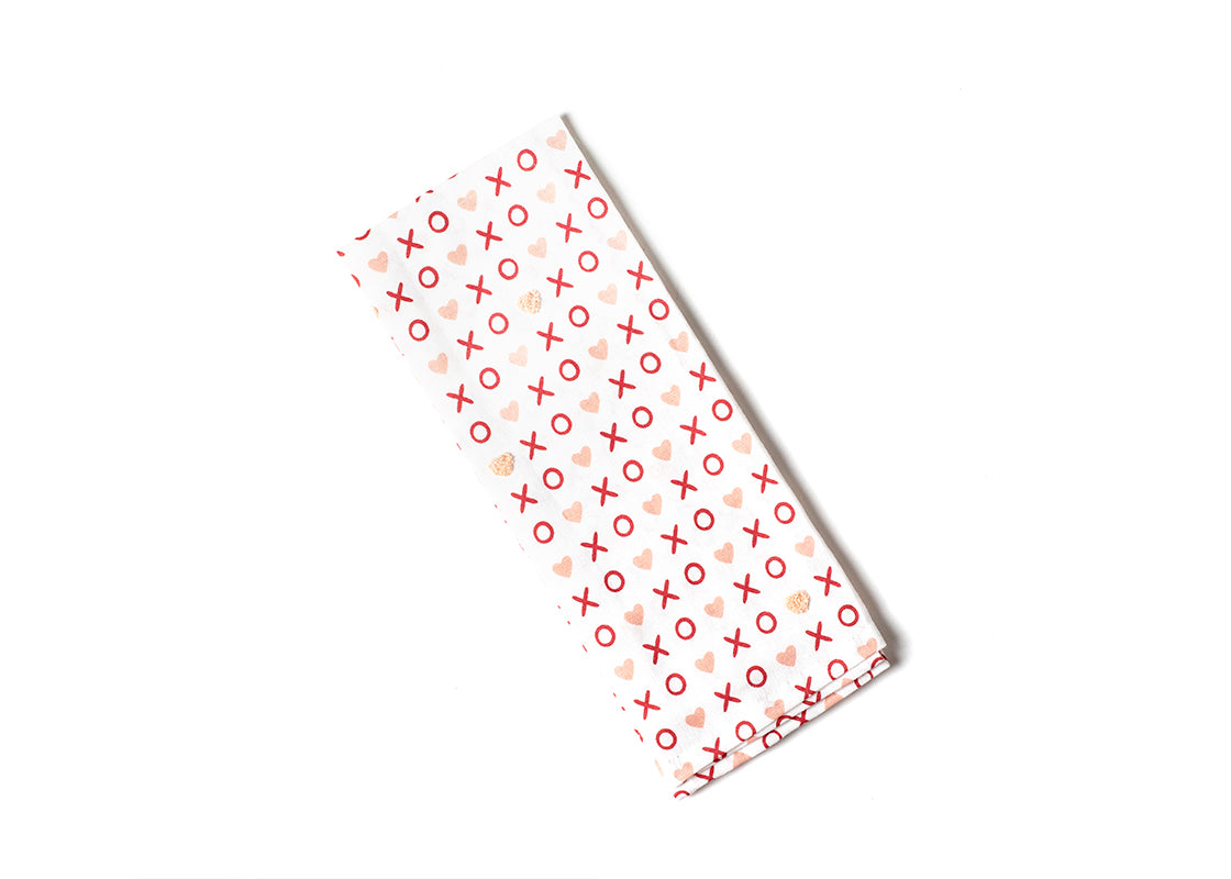 Hugs and Kisses Kitchen Towel
