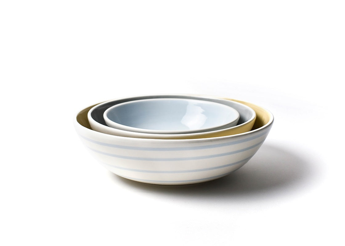 Neutral Nouveau Small Coupe Bowl