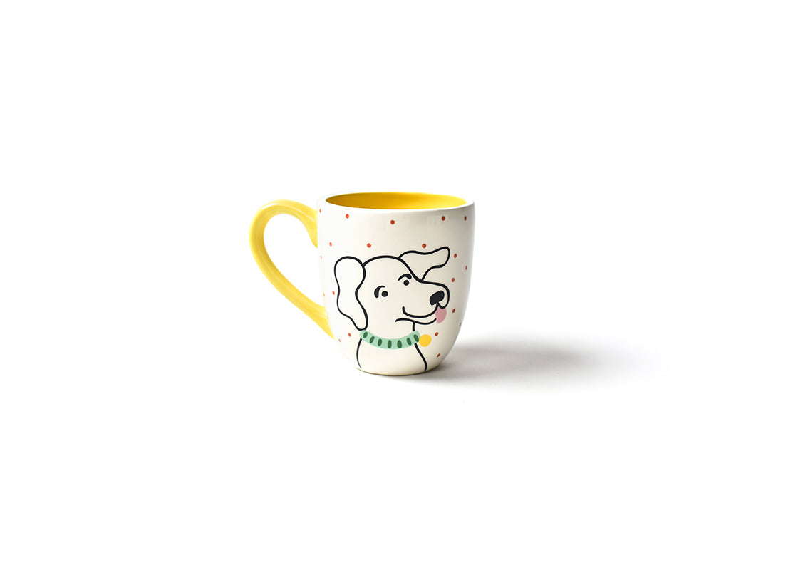 Pet Portrait Mug - Floppy