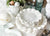 Speckled Rabbit Ruffle Plate, Set of 4