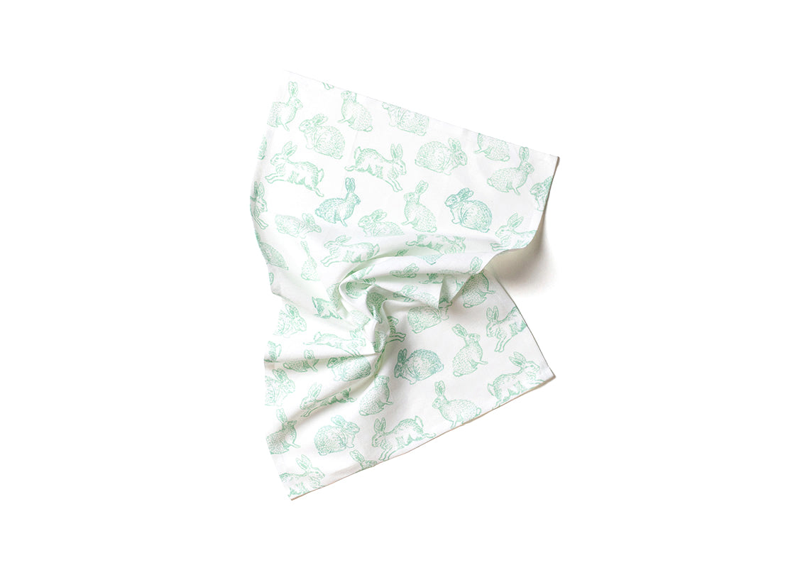 Speckled Rabbit Large Hand Towel