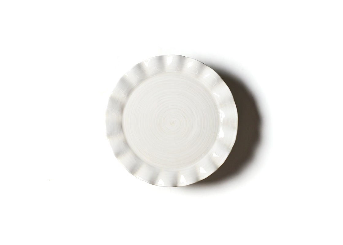 Signature White 11in Cake Stand
