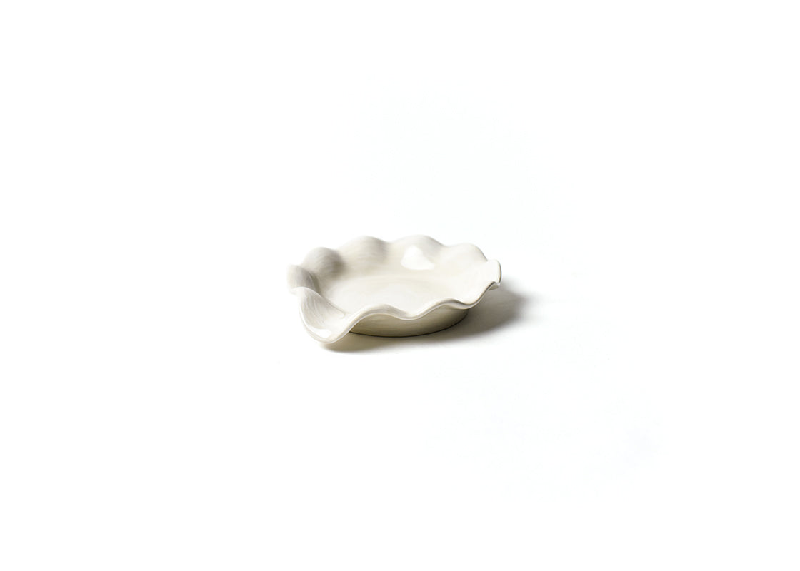 Signature White Spoon Rest