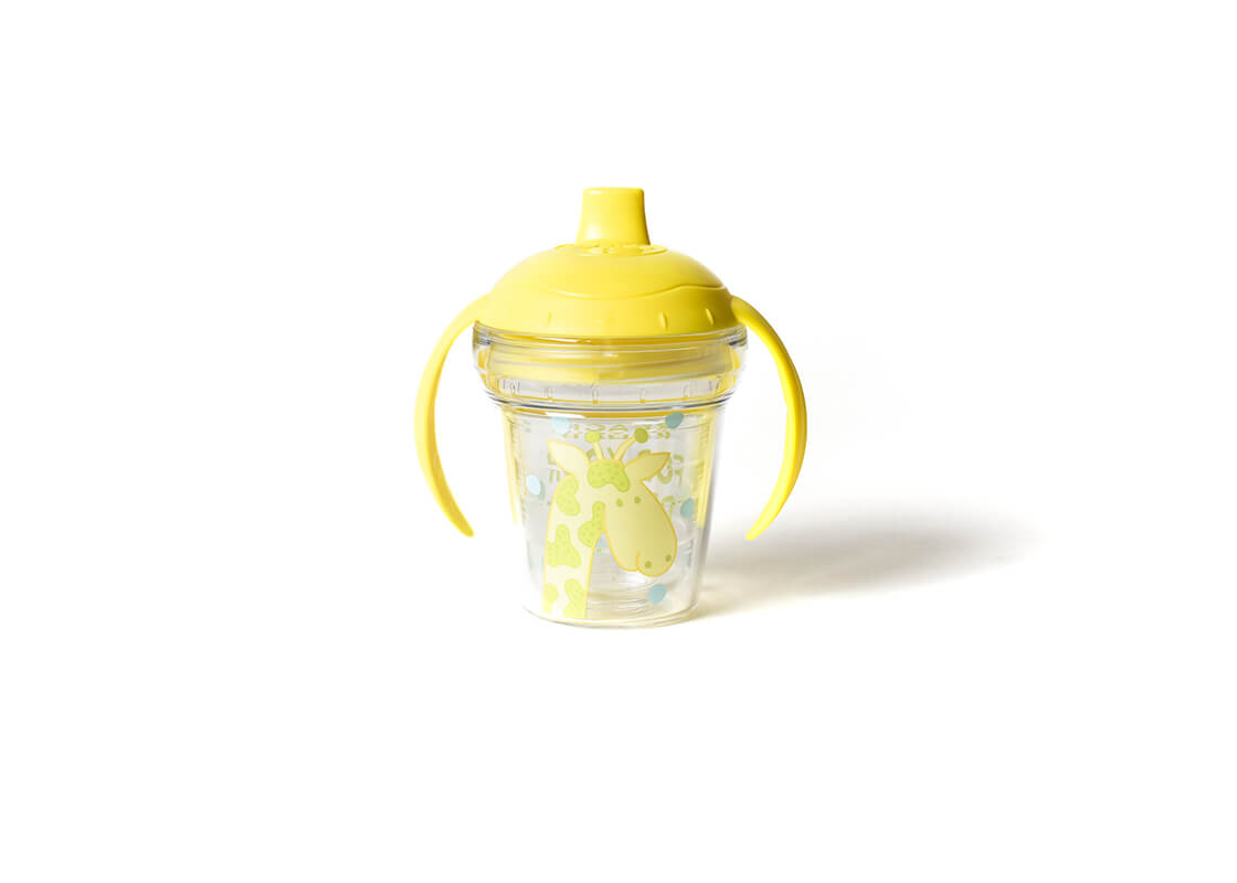 Giraffe Tervis Sippy Cup