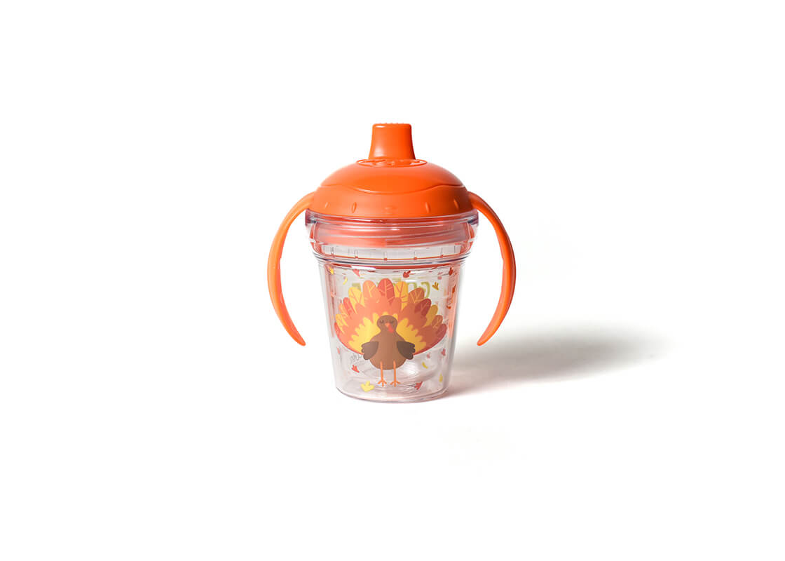 Turkey Tervis Sippy Cup