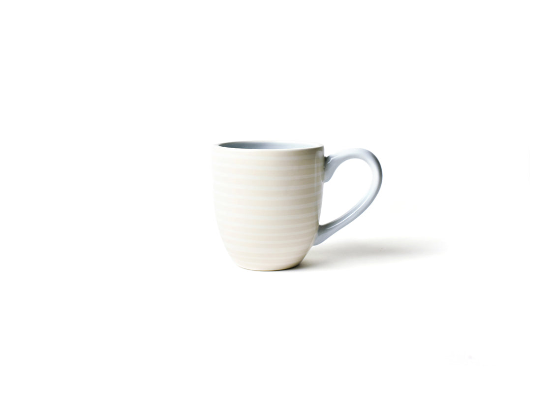Ecru Stripe Mother of the Bride Mug