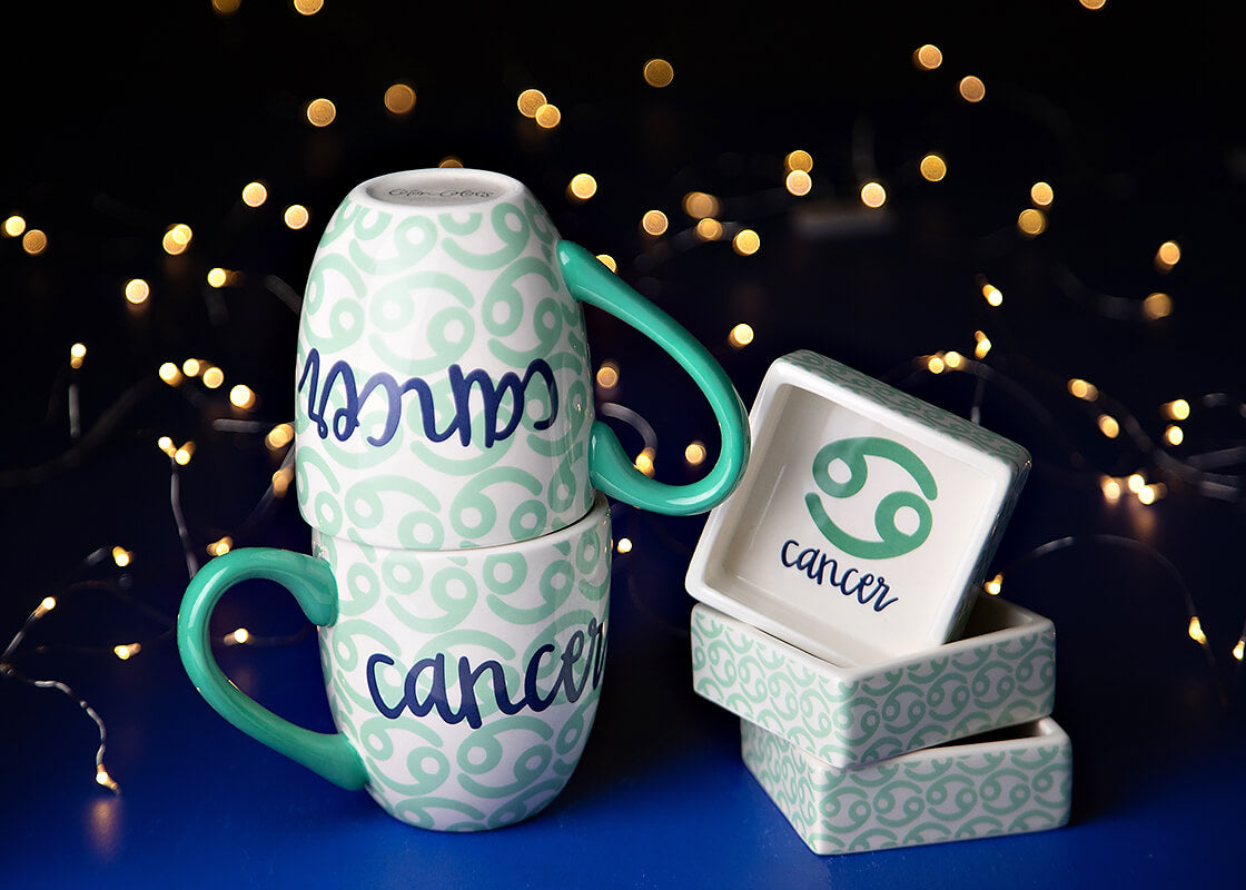 Zodiac Cancer Mug