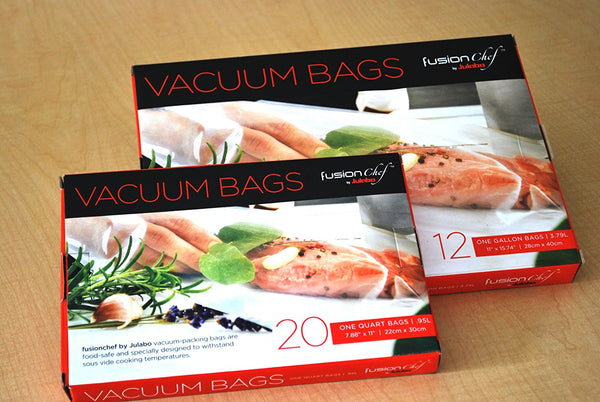 Vacuum Sealer Bags / Gallon Size