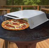 PIZZA OVEN WITH PIZZA GRATE