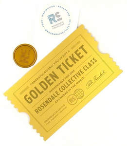 Golden Ticket (1 unit)